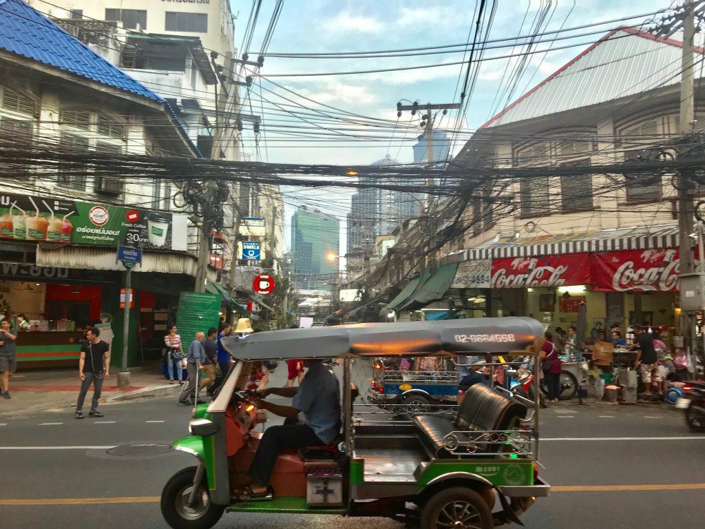 Reisen Thailand MS