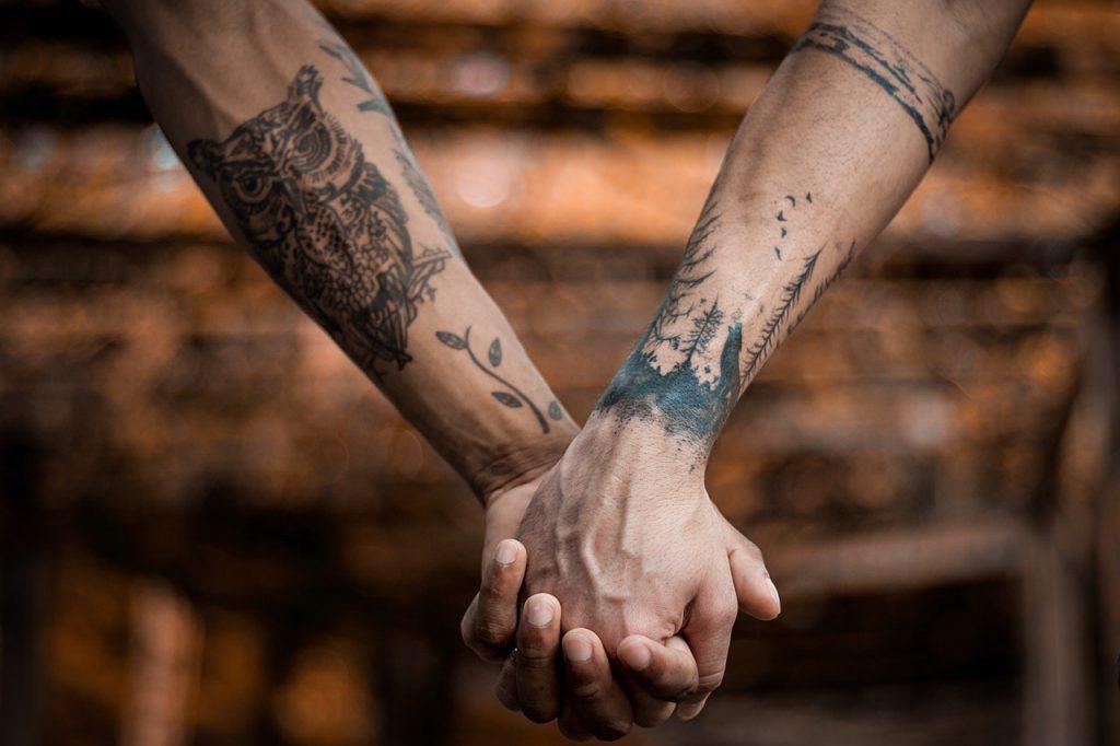 Tattoo bei MS